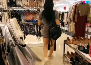 Sexy asian big ass