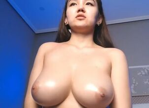 Asian perky tits