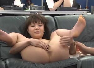 Hot asian threesome