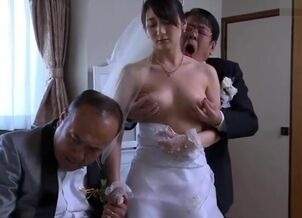 Asian cuckold wife