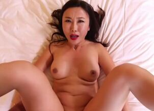 Horny asian wife